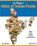 Dr.Mohan's Atlas of Indian Foods